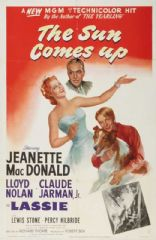 The Sun Comes Up 1949 DVD - Jeanette MacDonald / Lloyd Nolan